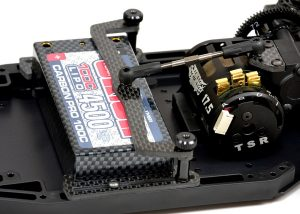 Exotek XB2 LiPo Cups And Plate Set (3)