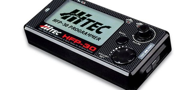 Hitec HFP-30 Digital Servo Programmer & Universal Servo Tester