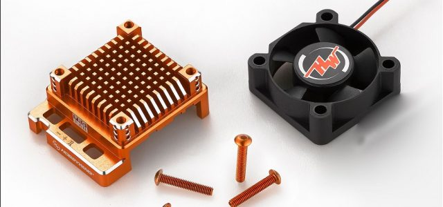 HOBBYWING Racing Grade Heat-sink For The XR10 Pro ESC