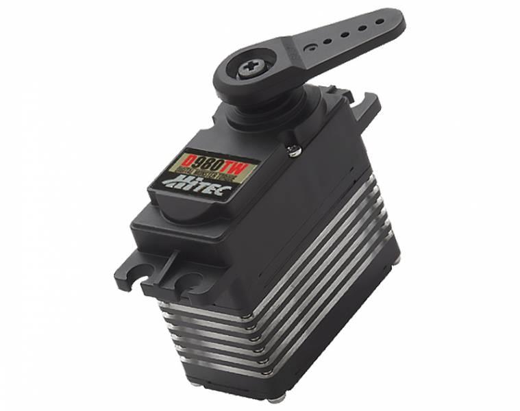 Hitec D-Series 32-Bit Servos (4)