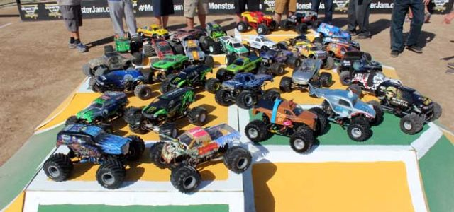 RCCA is at the RC Monster Jam World Finals!