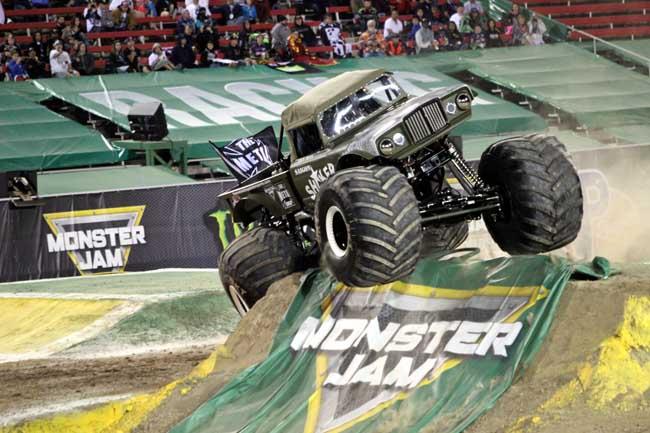 Monster Jam World Finals