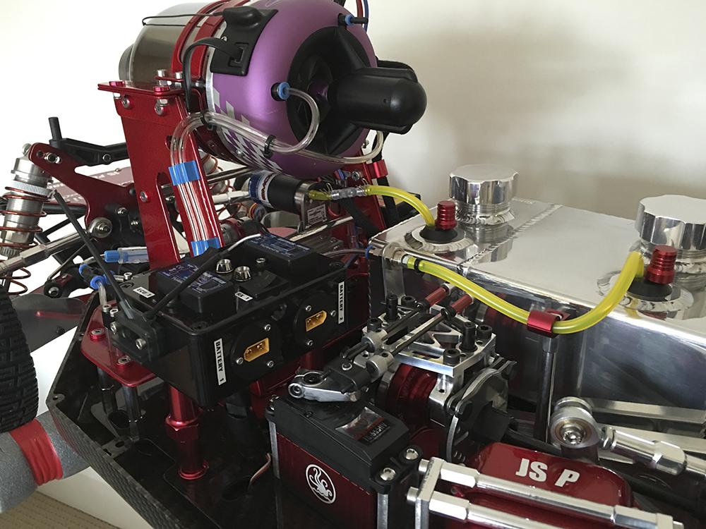 JetCat Turbine, Losi 5IVE, Power Systems