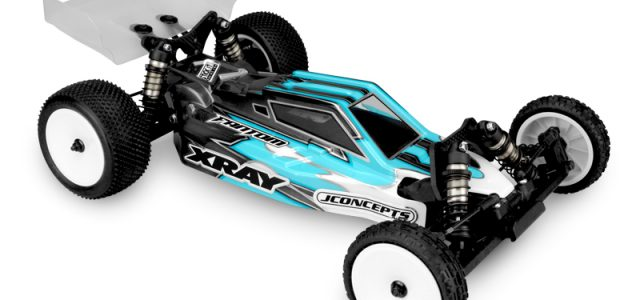 JConcepts F2 Body For The XRAY XB2