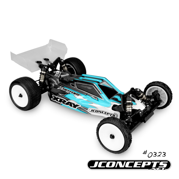 JConcepts F2 Body For The XRAY XB2 (2)