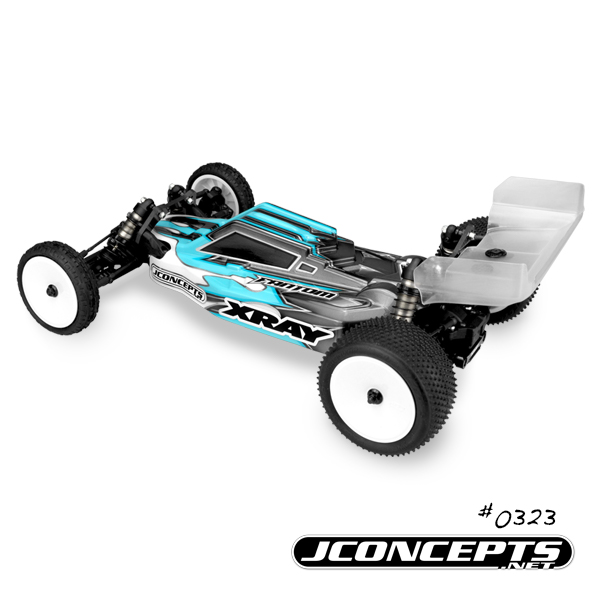 JConcepts F2 Body For The XRAY XB2 (3)