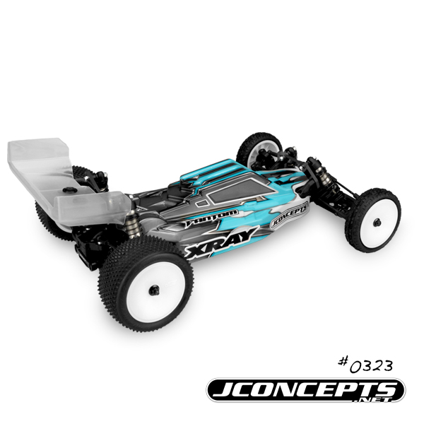 JConcepts F2 Body For The XRAY XB2 (4)