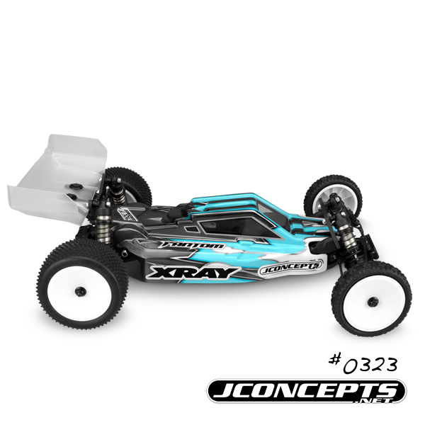 JConcepts F2 Body For The XRAY XB2 (5)