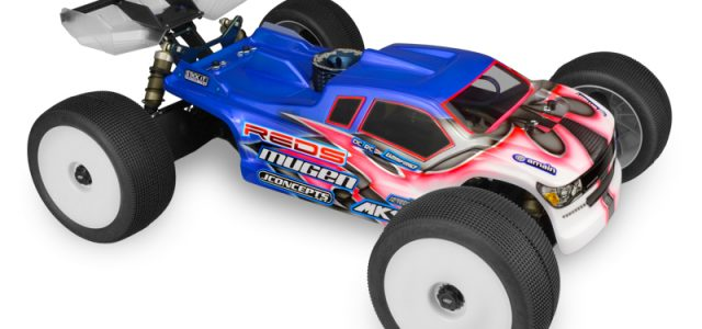 JConcepts Finnisher Body For The Mugen MBX-7TR