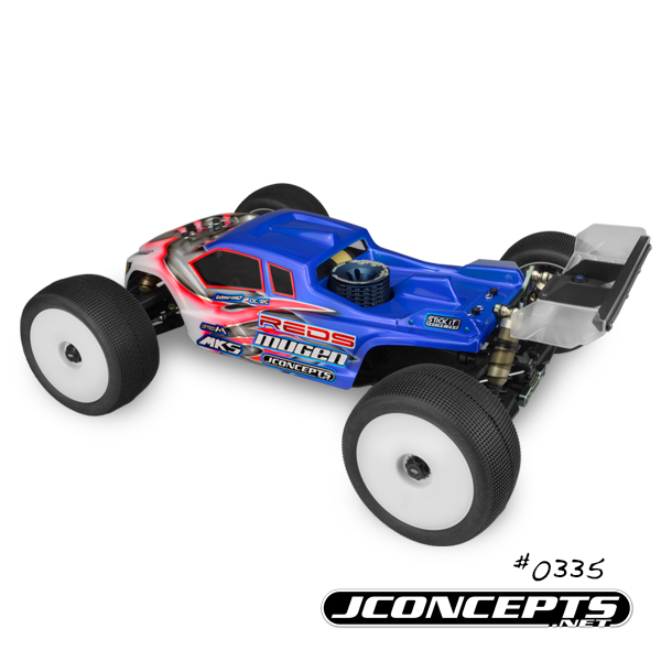 JConcepts Finnisher Body For The Mugen MBX-7TR (3)