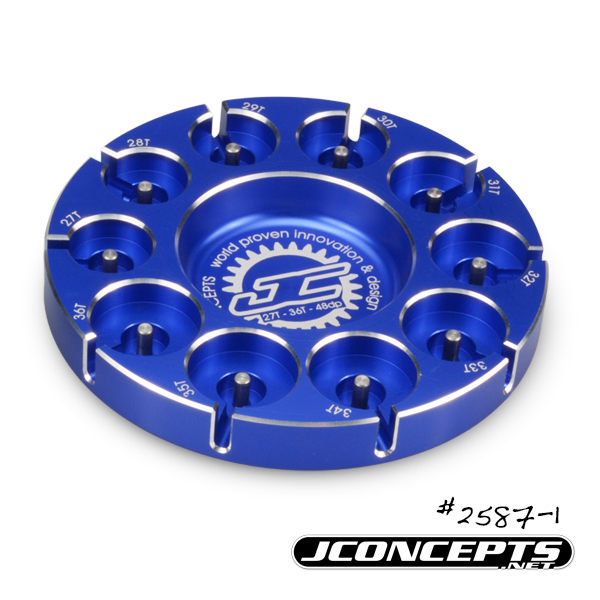 JConcepts Pinion Pucks (3)