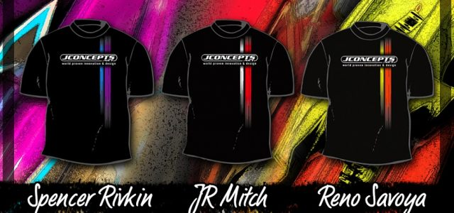 JConcepts Release More Driver Racing Stripe T-Shirts