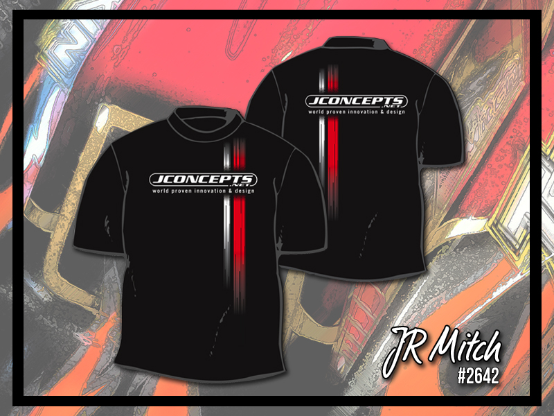 JConcepts Releases More Driver Racing Stripe T-Shirts (3)