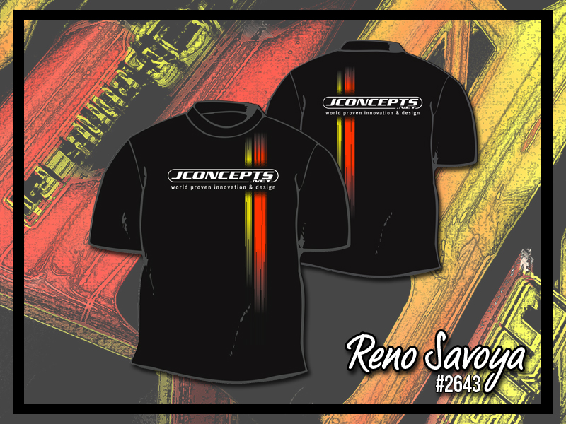 JConcepts Releases More Driver Racing Stripe T-Shirts (4)