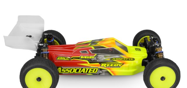 JConcepts Team Associated B64 & B64D S2 Body