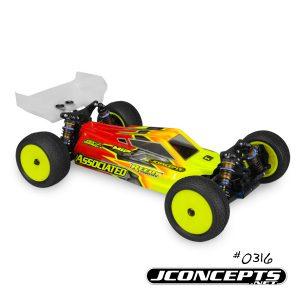 JConcepts S2 Body For The Team Associated B64 & B64D (2)