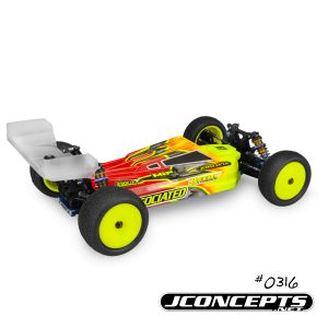 JConcepts S2 Body For The Team Associated B64 & B64D (4)