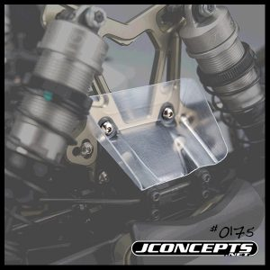 JConcepts TLR 8ight & 8ight-E 4.0 Front Scoop (2)