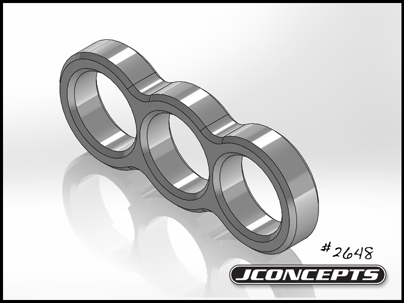 JConcepts Wire Route Sleeves For The B6, B6D, B64 (1)