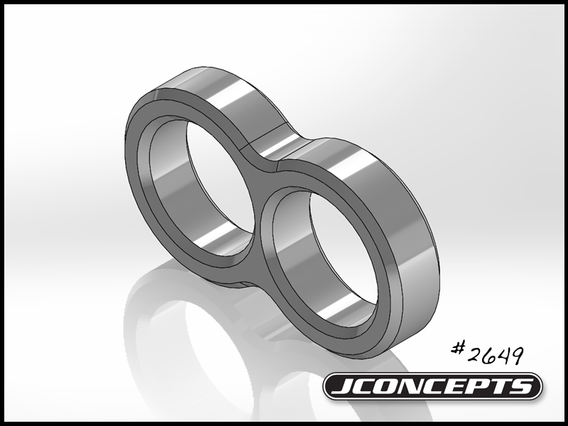 JConcepts Wire Route Sleeves For The B6, B6D, B64 (3)