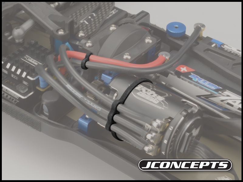 JConcepts Wire Route Sleeves For The B6, B6D, B64 (4)