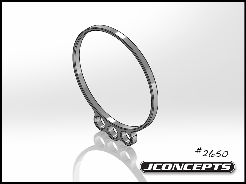 JConcepts Wire Route Sleeves For The B6, B6D, B64 (5)