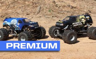 Kev's Monster Jam Comp Trucks [PREMIUM EXCLUSIVE]