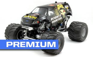 Premium Exclusive: Kev's Custom Monster Jam World Finals Rig