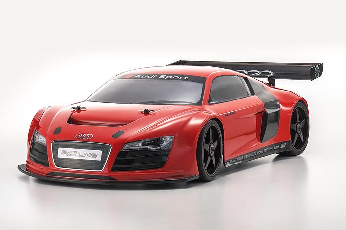 Kyosho ReadySet 1_8 4wd Inferno GT2 Audi R8 LMS (1)