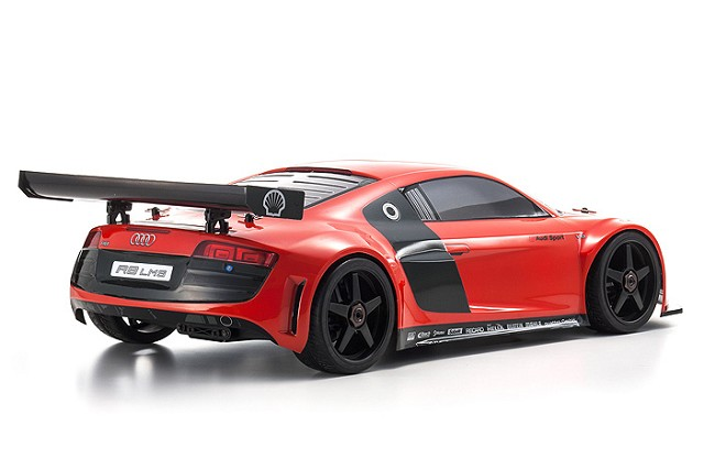 Kyosho ReadySet 1_8 4wd Inferno GT2 Audi R8 LMS (2)