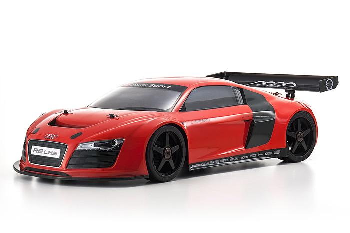 Kyosho ReadySet 1_8 4wd Inferno GT2 Audi R8 LMS (4)