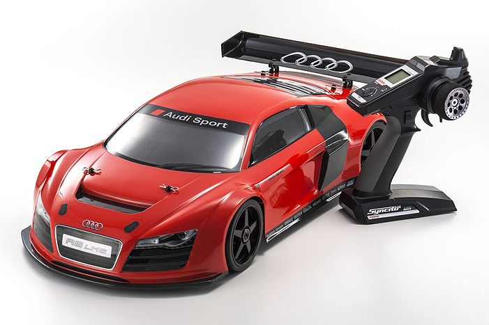 Kyosho ReadySet 1_8 4wd Inferno GT2 Audi R8 LMS (5)