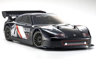 Kyosho ReadySet FAZER Drift Toyota Supra Type1 RS [VIDEO]