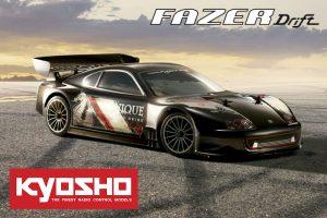 Kyosho ReadySet FAZER Drift Toyota Supra Type1 RS (2)