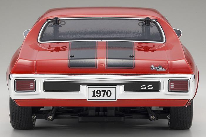 Kyosho ReadySet FAZER Vei Phantom 1970 Chevelle SS (9)