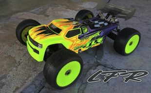 Leadfinger Racing Strife Body For The TLR 8IGHT-T 4.0