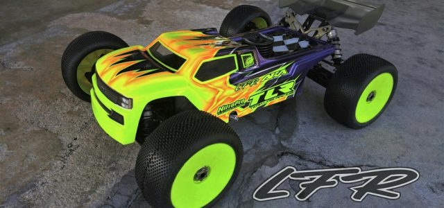 Leadfinger Racing TLR 8IGHT-T 4.0 Strife Body