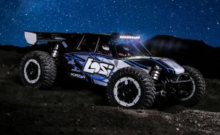 Losi's Desert Buggy XL Goes ELECTRIC!