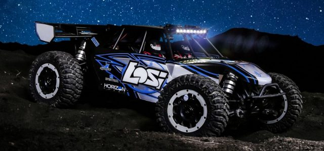 Losi Desert Buggy XL Goes ELECTRIC!