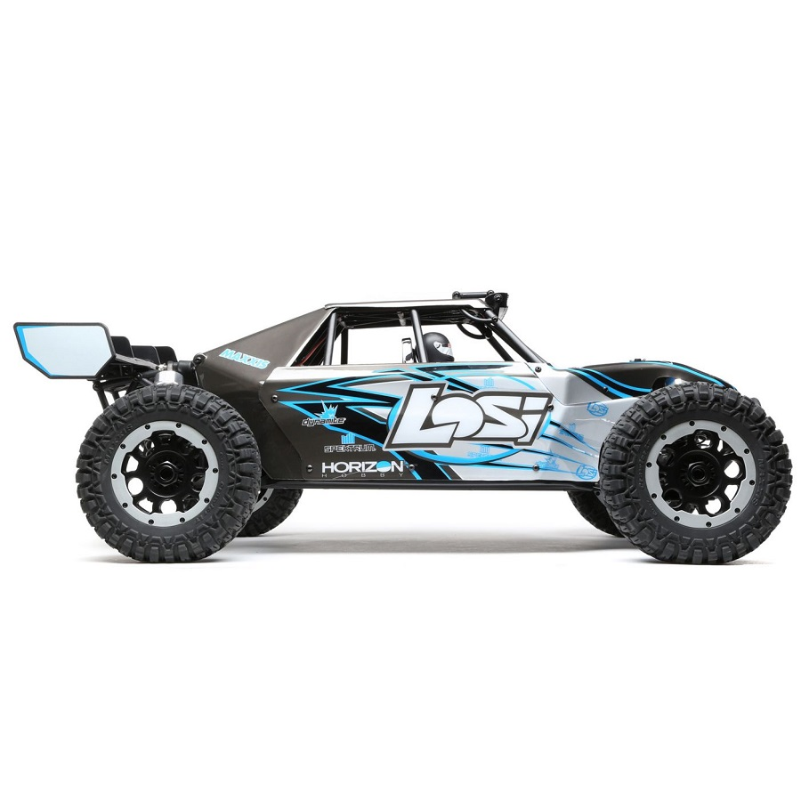 losi desert buggy xl goes electric rc car action. Black Bedroom Furniture Sets. Home Design Ideas