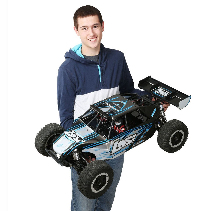 Losi RTR 1_5 4wd Desert Buggy XL-E (3)