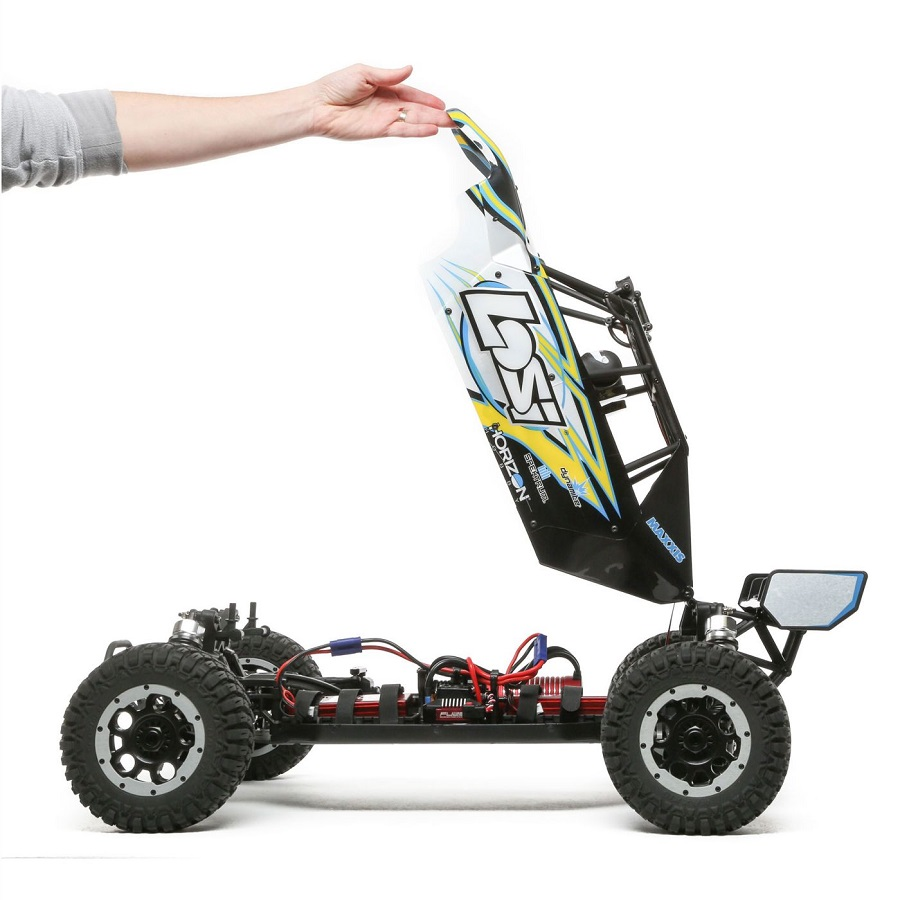 Losi RTR 1_5 4wd Desert Buggy XL-E (9)