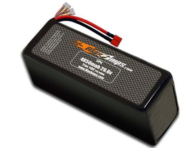 MaxAmps.com 4850mah LiPo Packs (1)