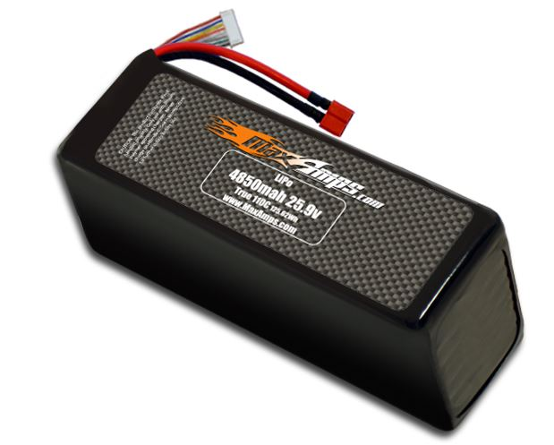 MaxAmps.com 4850mah LiPo Packs (4)