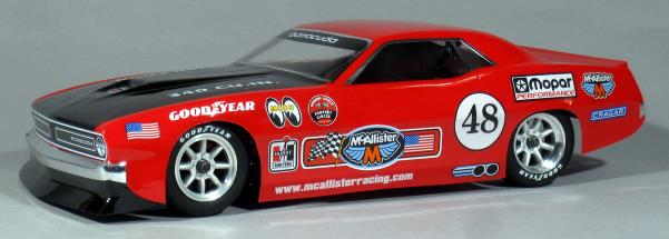 McAllister Racing AAR Cuda VTA Body (1)