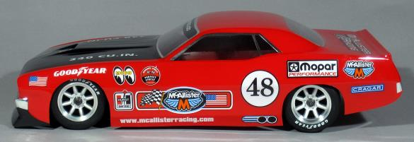 McAllister Racing AAR Cuda VTA Body (3)