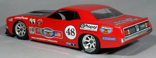 McAllister Racing AAR Cuda VTA Body (4)
