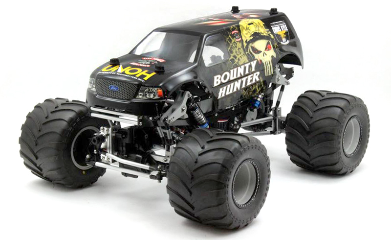 Monster Jam World Finals Kev Custom Build