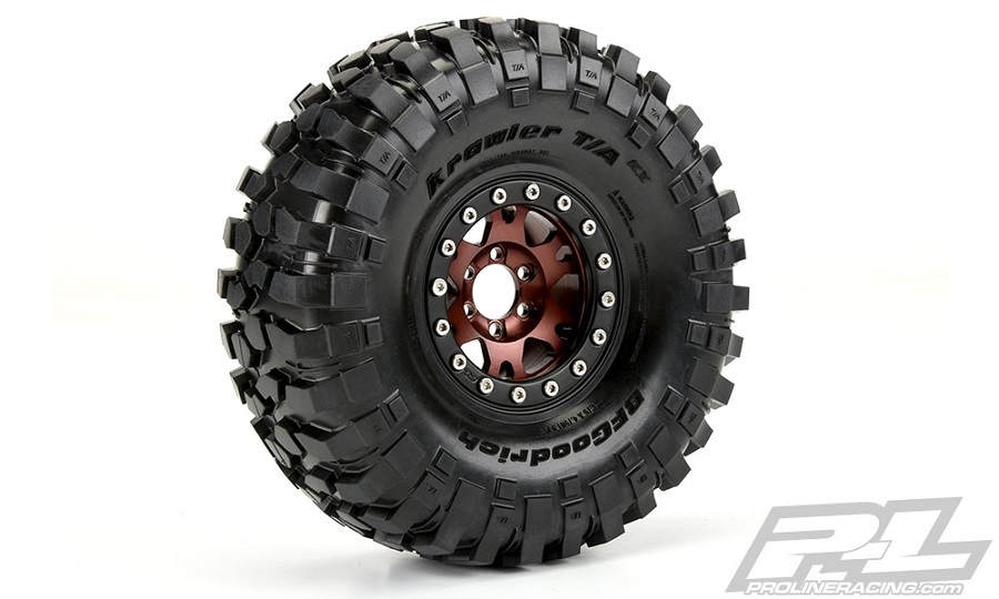 Pro-Line BFGoodrich Krawler TA KX 1.9 Tires (1)