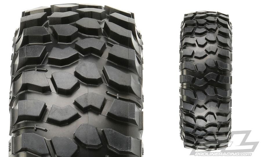 Pro-Line BFGoodrich Krawler TA KX 1.9 Tires (3)